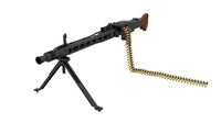 MG 42 WW2 German Machine Gun 3D Model