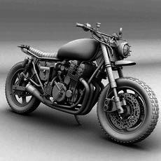 the walking dead daryl dixon bike 3D Model