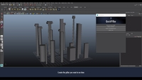 Free QuickPillar for Maya 1.0.0 (maya plugin)