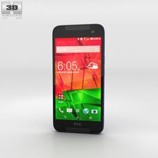 HTC Butterfly 2 Blue 3D Model