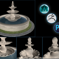 Fountain cover
