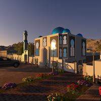 Masjid render 1 cover