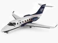 Hawker 400XPR 3D Model