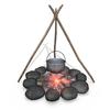 22 13 57 77 campfire 2 4