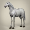 22 15 08 358 game ready white horse 01 4