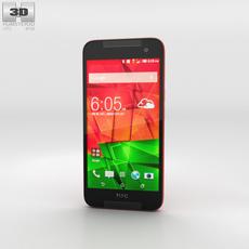 HTC Butterfly 2 Red 3D Model