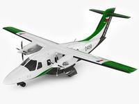 Evektor EV-55 Outback 3D Model