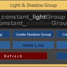 mtoa_Light_Grp & mtoa_Shadow_Grp for Maya 1.0.0 (maya script)
