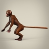 10 54 13 905 game ready realistic monkey 04 4