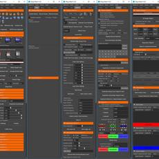 Ninja Mesh for Maya 6.0.0 (maya script)