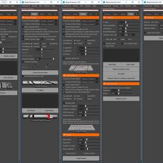 Ninja Fracture 6.0.0 for Maya (maya script)