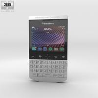 BlackBerry Porsche Design P'9981 Gray 3D Model