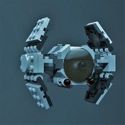 Lego star wars render small