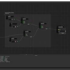 Qt node editor for Maya 1.0.0 (maya script)