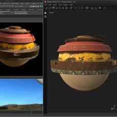 Substance Painter importer for Maya 1.0.0 (maya script)