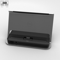 Dell Tablet Dock for Venue 11 Pro 3D Model