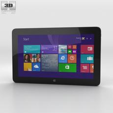 Dell Venue 11 Pro 3D Model