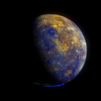 Mercury 11k 3D Model