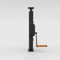 20 Ton Jack 3D Model