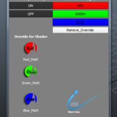 Override Tool for Maya 1.0.0 (maya plugin)