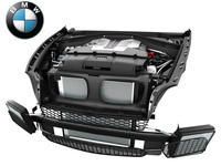 BMW X5M(E70) & X6M(E71) V8 Engine 2010-2014 3D Model