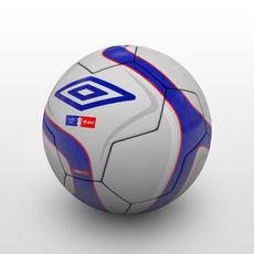 FA Cup Ball 2010 3D Model