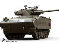 AMX-10 PAC-90 3D Model