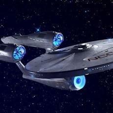 Star Trek Enterprise NCC 1701 3D Model