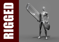 Free Silver Surfer (Rig) for Maya 1.0.1