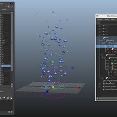 Bubbler Pro for Maya 1.0.0