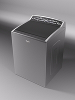 Whirlpool Smart Cabrio washer 3D Model
