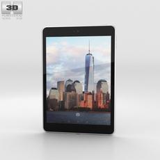 Nokia N1 Natural Aluminum 3D Model