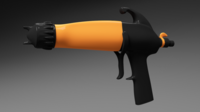 Paint Sprayer 3D Model