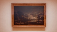 Classical landscape paintings 3D Model