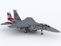 F-15 SG Strike Eagle 3D Model