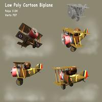 Biplane cover