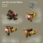 Biplane small