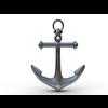 Anchor 3D Model