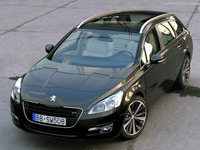 Peugeot 508 SW 2013 3D Model