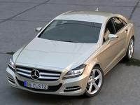 Mercedes CLS (2012) 3D Model