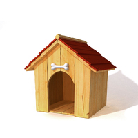 Doghouse 3D Model