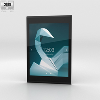 Jolla Tablet 3D Model