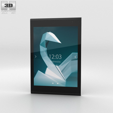 Jolla Tablet 3D Model