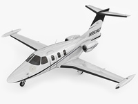 Eclipse 550 SE 3D Model