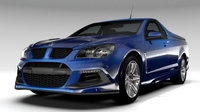 HSV Maloo GEN F2 2016 3D Model