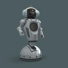 Robot 19 3D Model