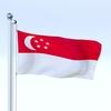 22 40 15 93 flag 0016 4