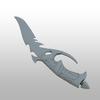 06 25 12 194 dragon knife grey 02 4