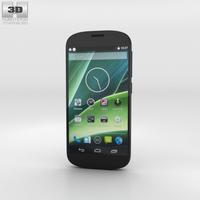 YotaPhone 2 Black Phone 3D Model