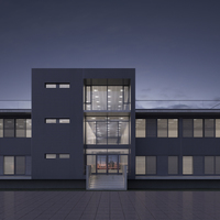 Office building - Science N Business Park headquarters 3D Model